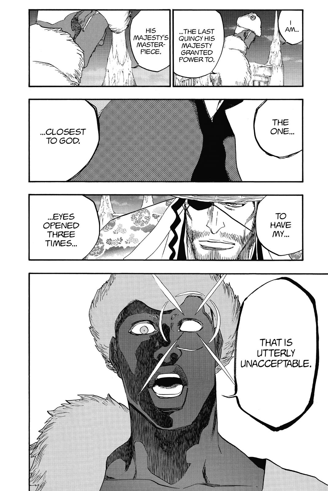 Bleach, Chapter 646 image 014