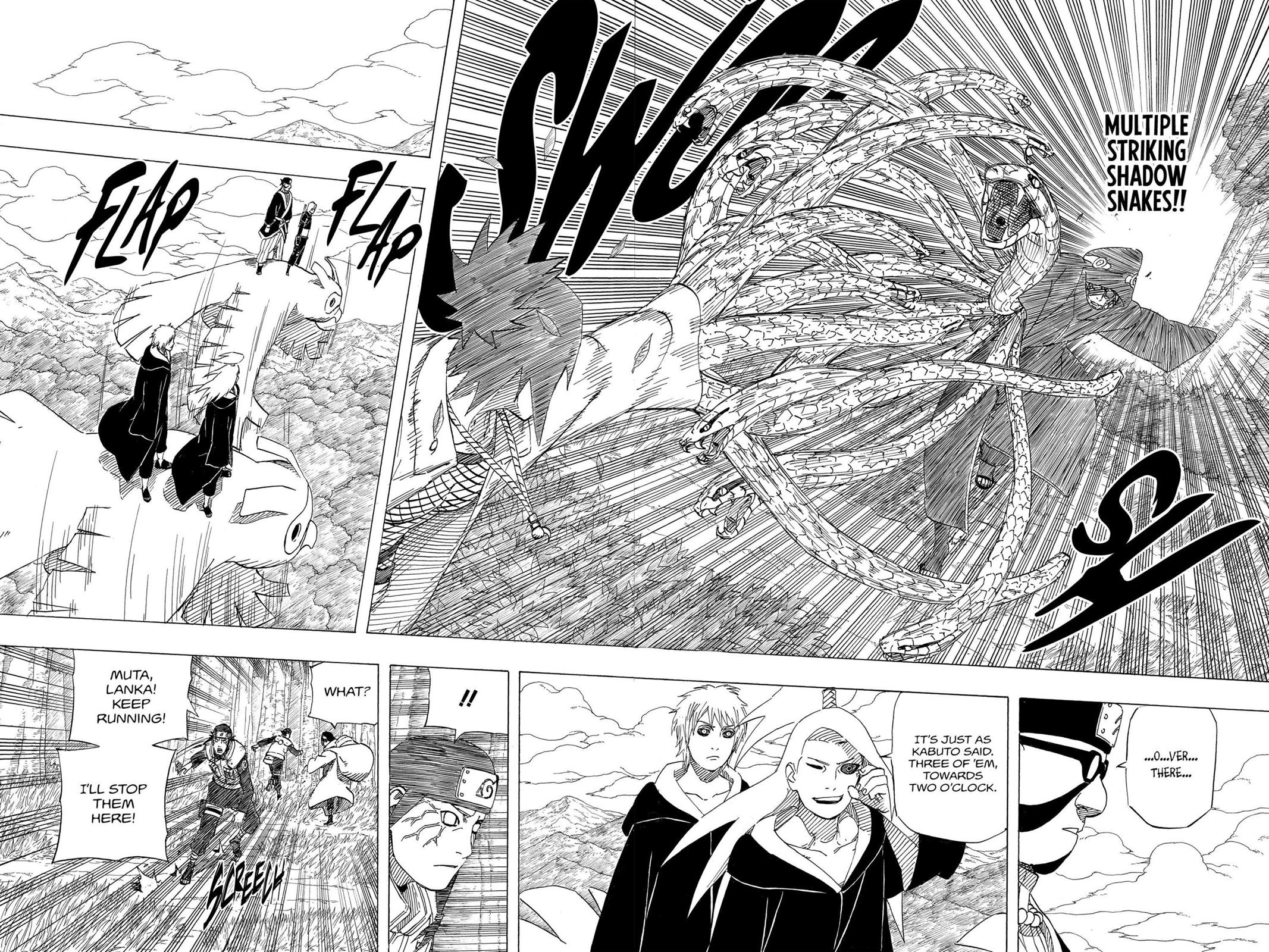 Naruto, Chapter 516 image 008