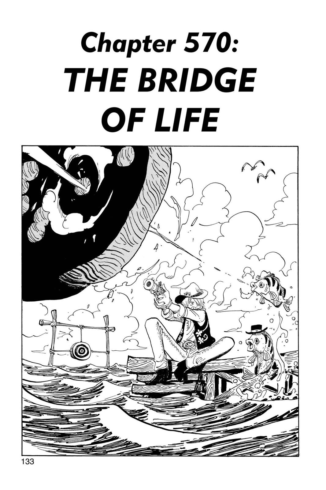 One Piece, Chapter 570 image 001