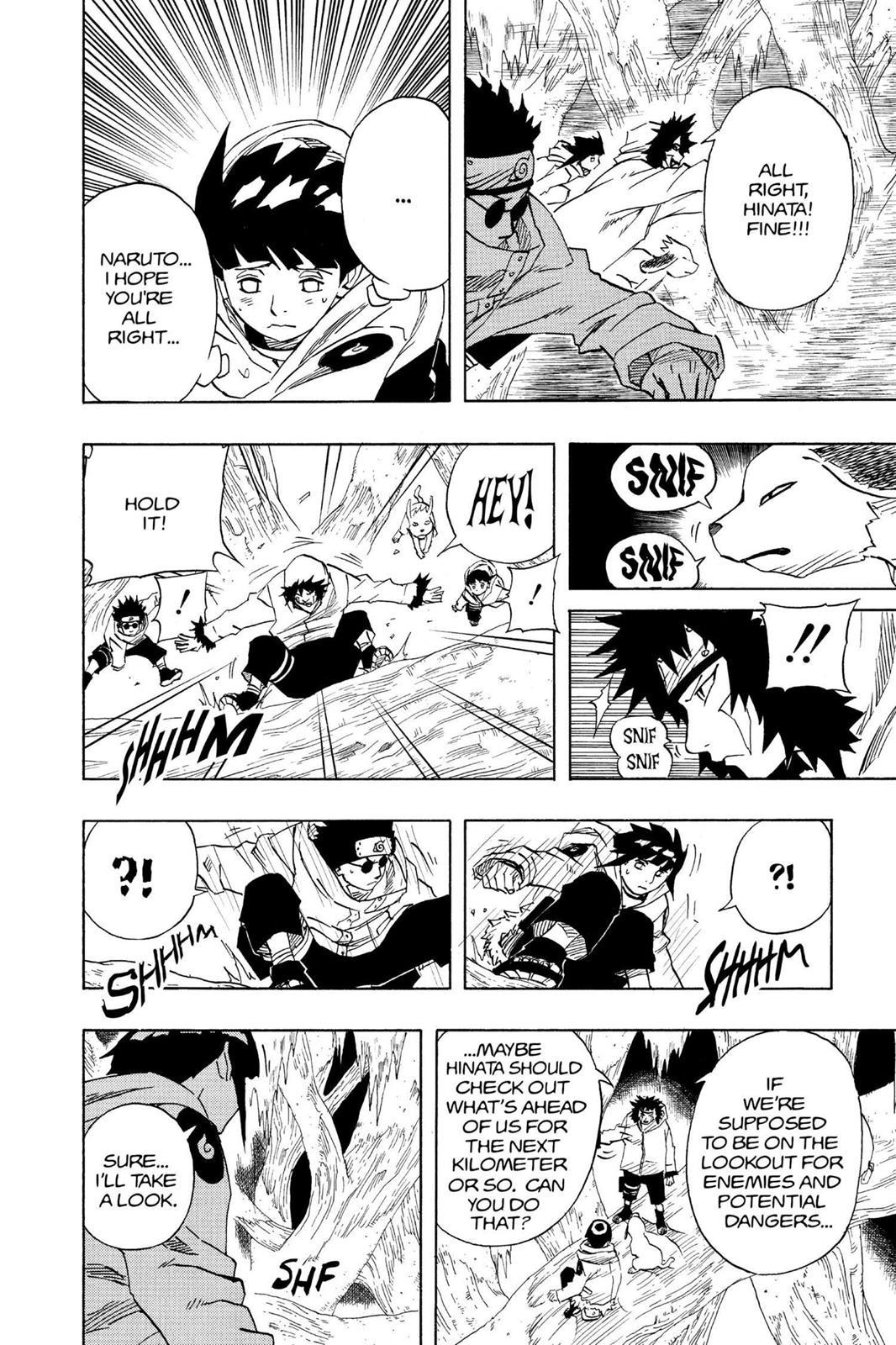 Naruto, Chapter 58 image 006