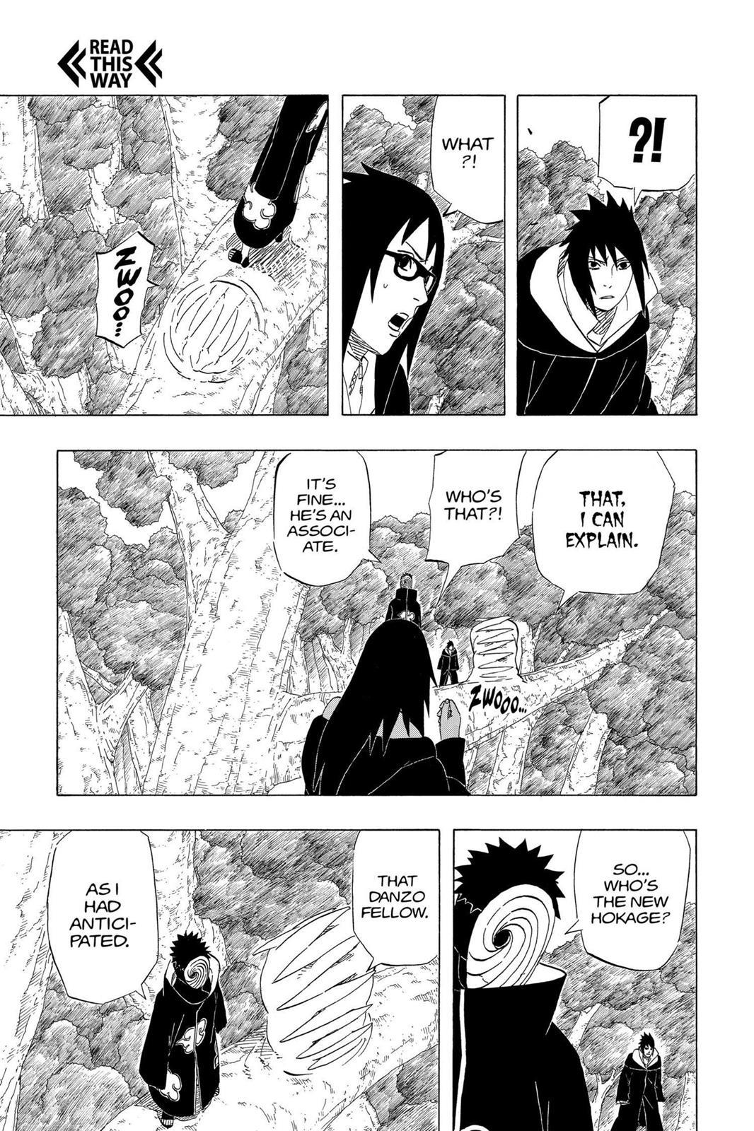 Naruto, Chapter 453 image 007