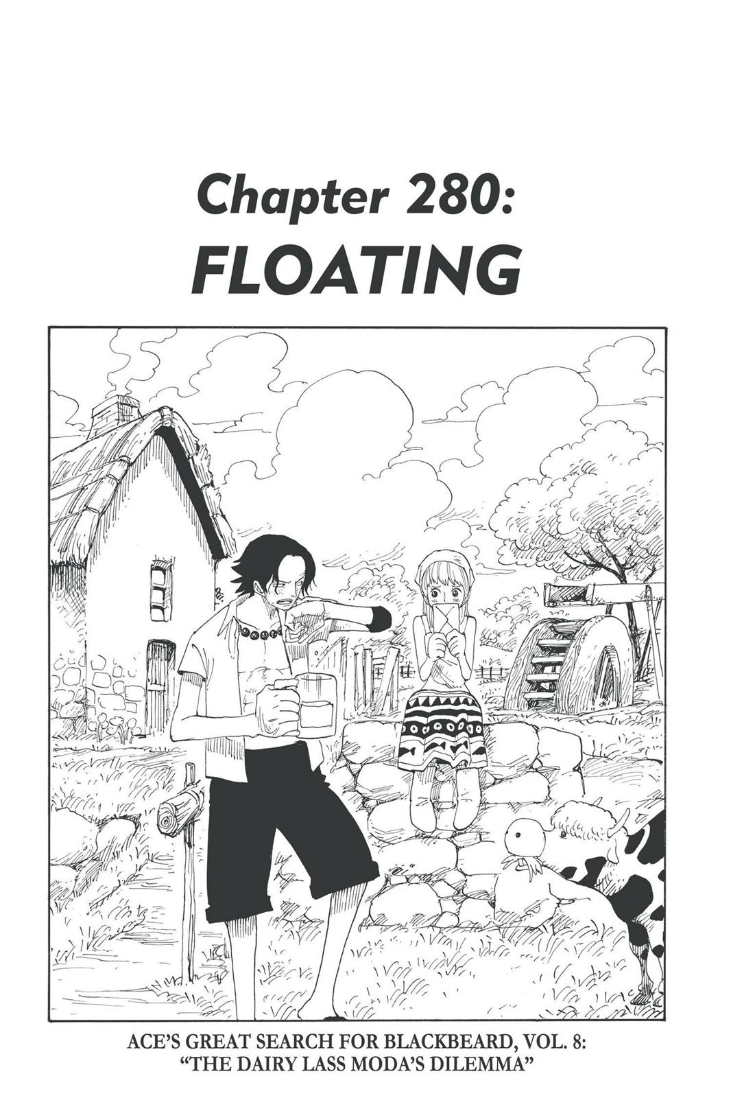 One Piece, Chapter 280 image 001
