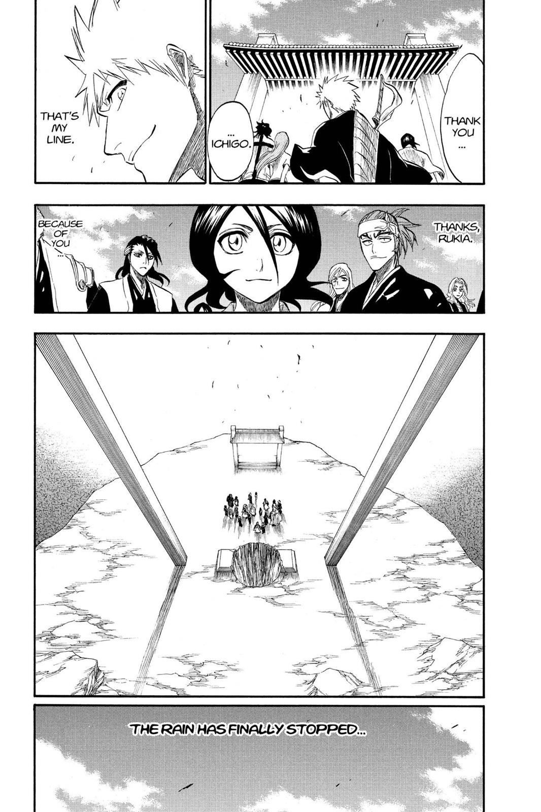 Bleach, Chapter 181 image 019