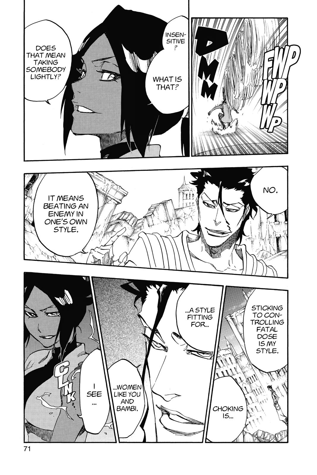 Bleach, Chapter 656 image 011