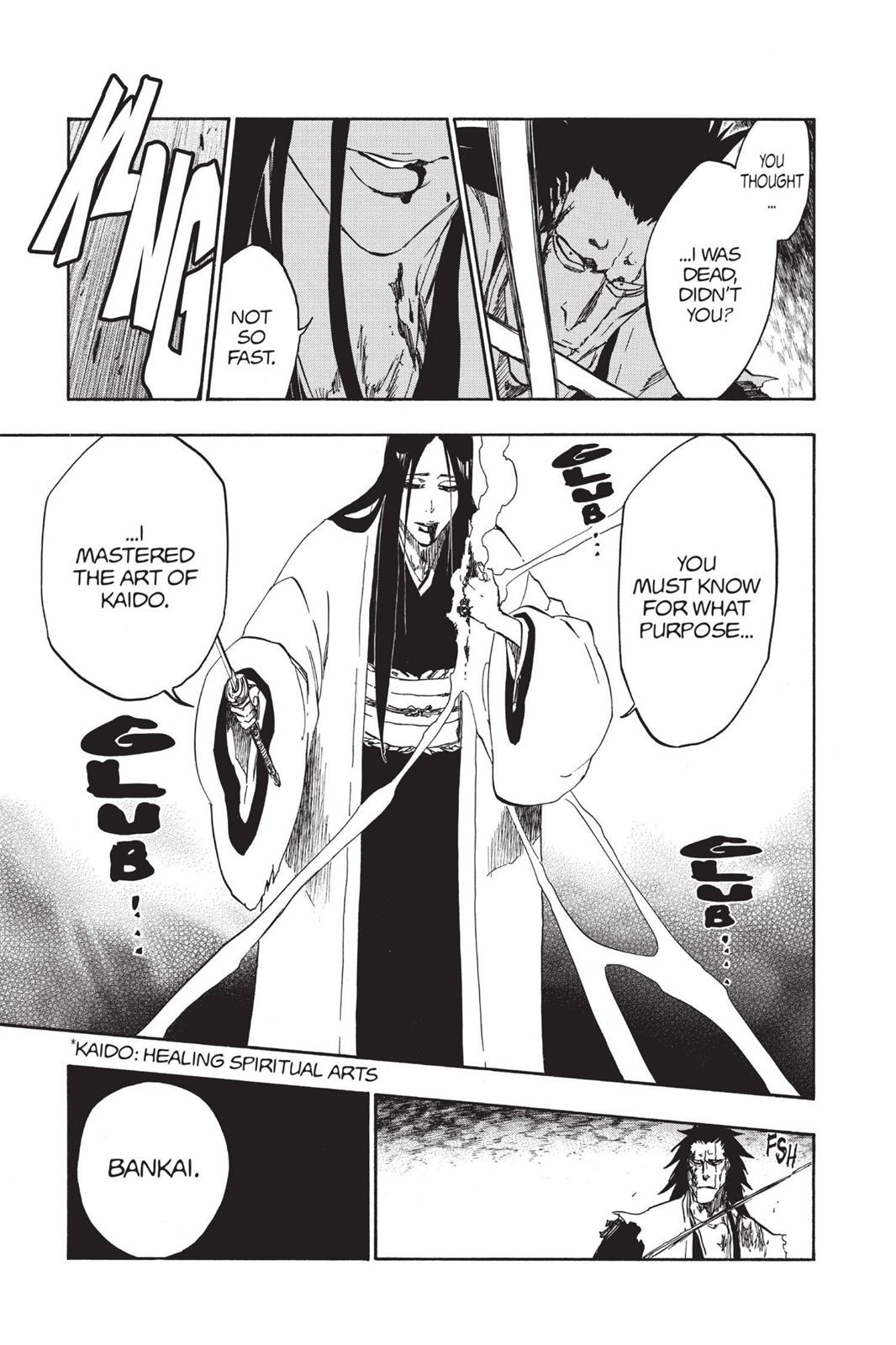 Bleach, Chapter 526 image 003