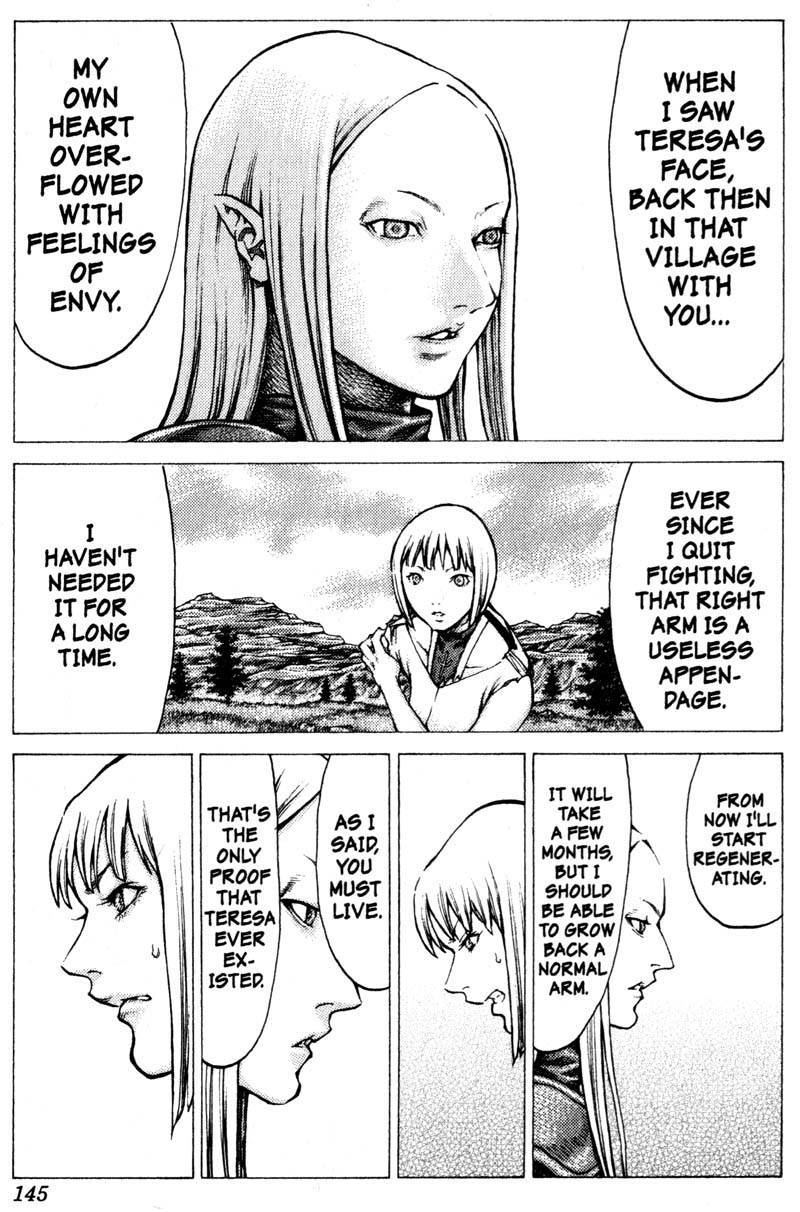 Claymore, Chapter 38 image 021