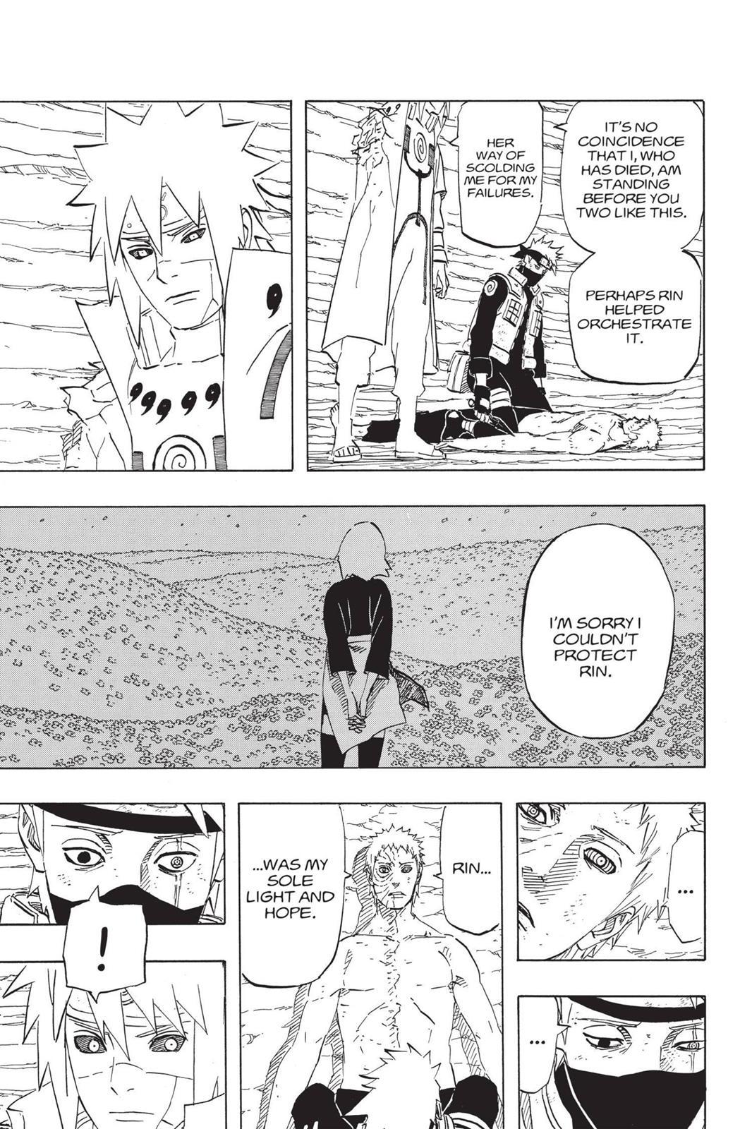 Naruto, Chapter 655 image 009