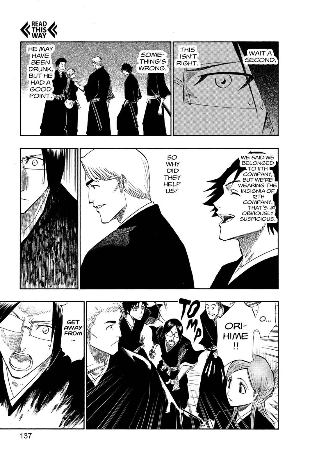 Bleach, Chapter 120 image 017
