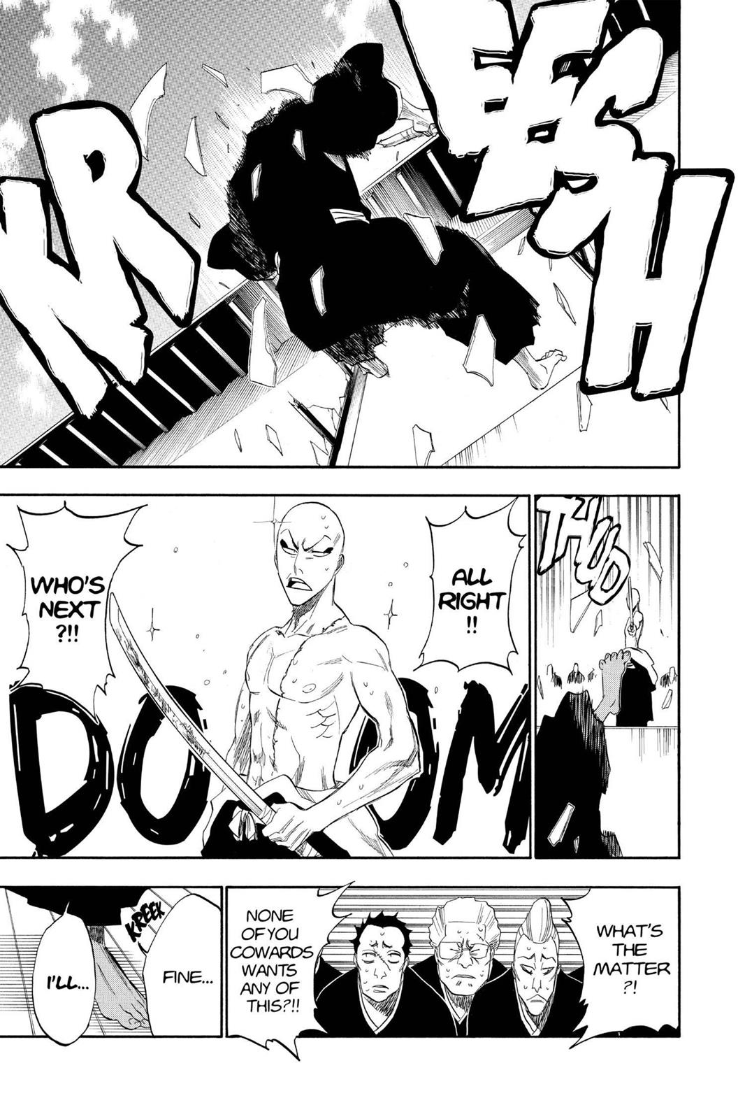 Bleach, Chapter 180 image 007