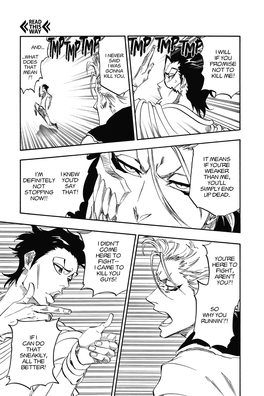 Bleach, Chapter 630 image 003