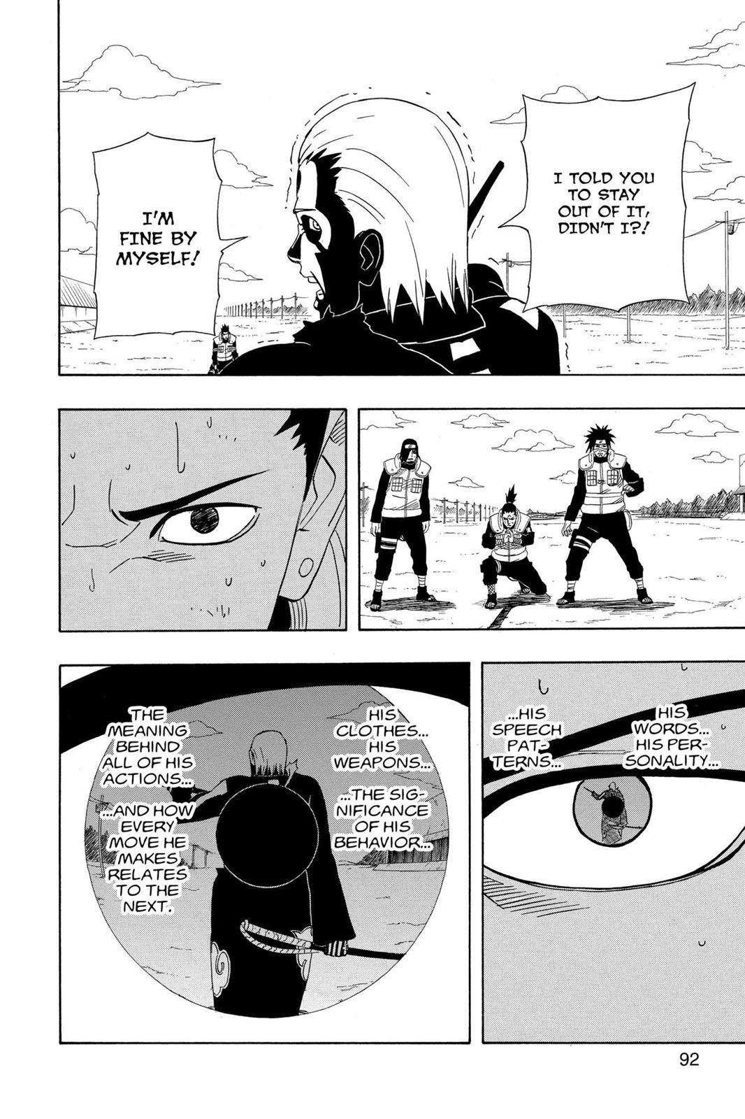 Naruto, Chapter 324 image 014