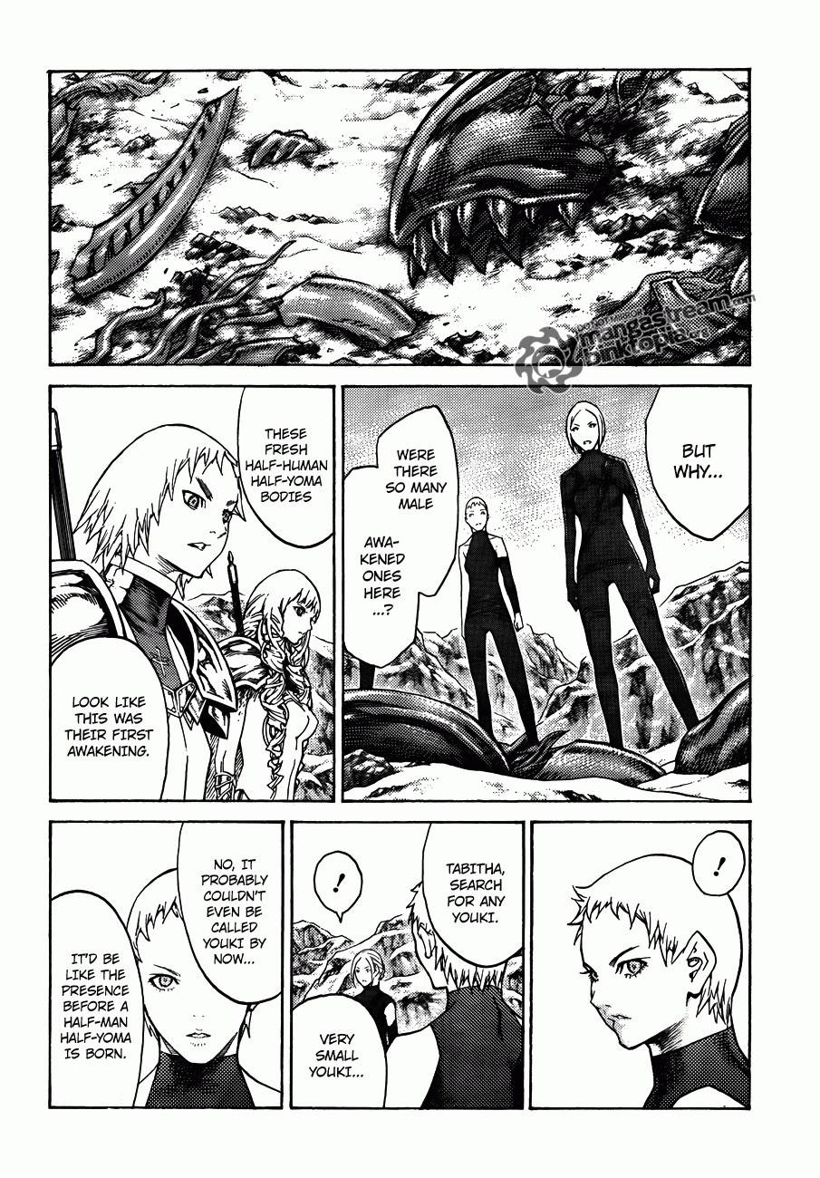 Claymore, Chapter 112 image 022