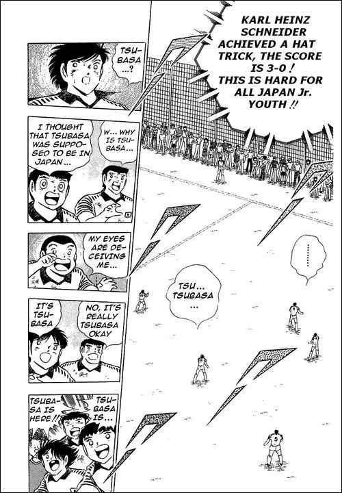 Captain Tsubasa, Chapter 87 image 045