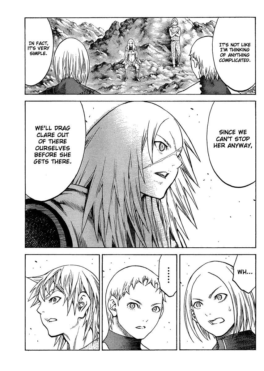Claymore, Chapter 127 image 012