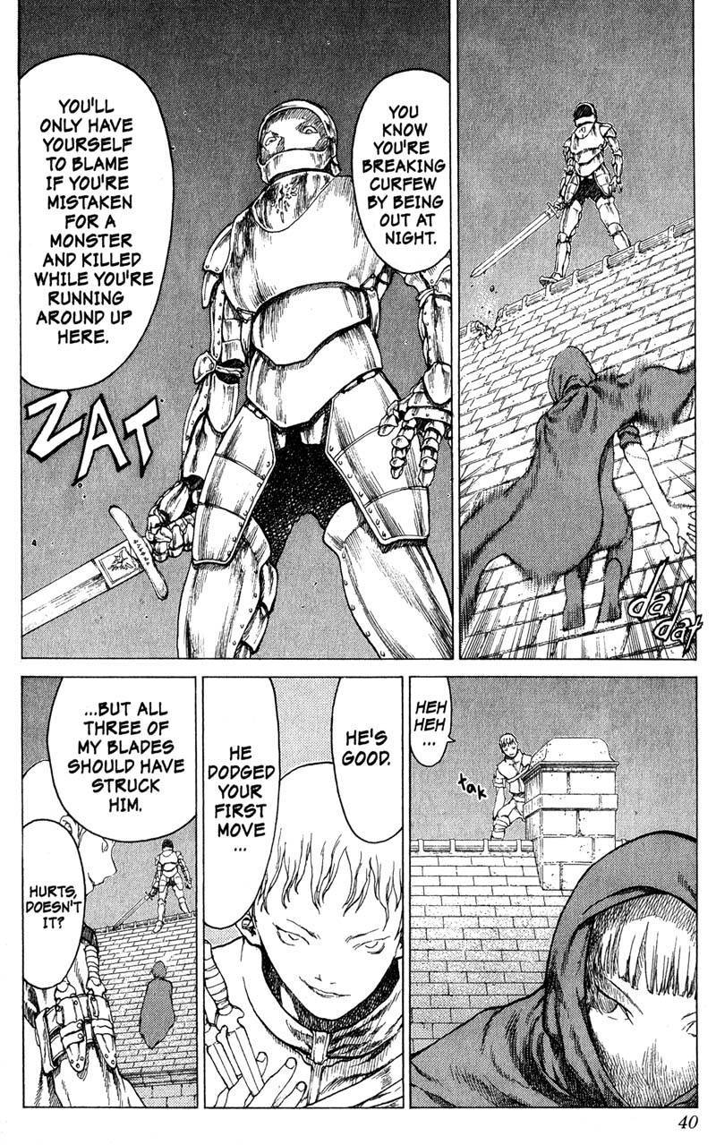 Claymore, Chapter 5 image 039