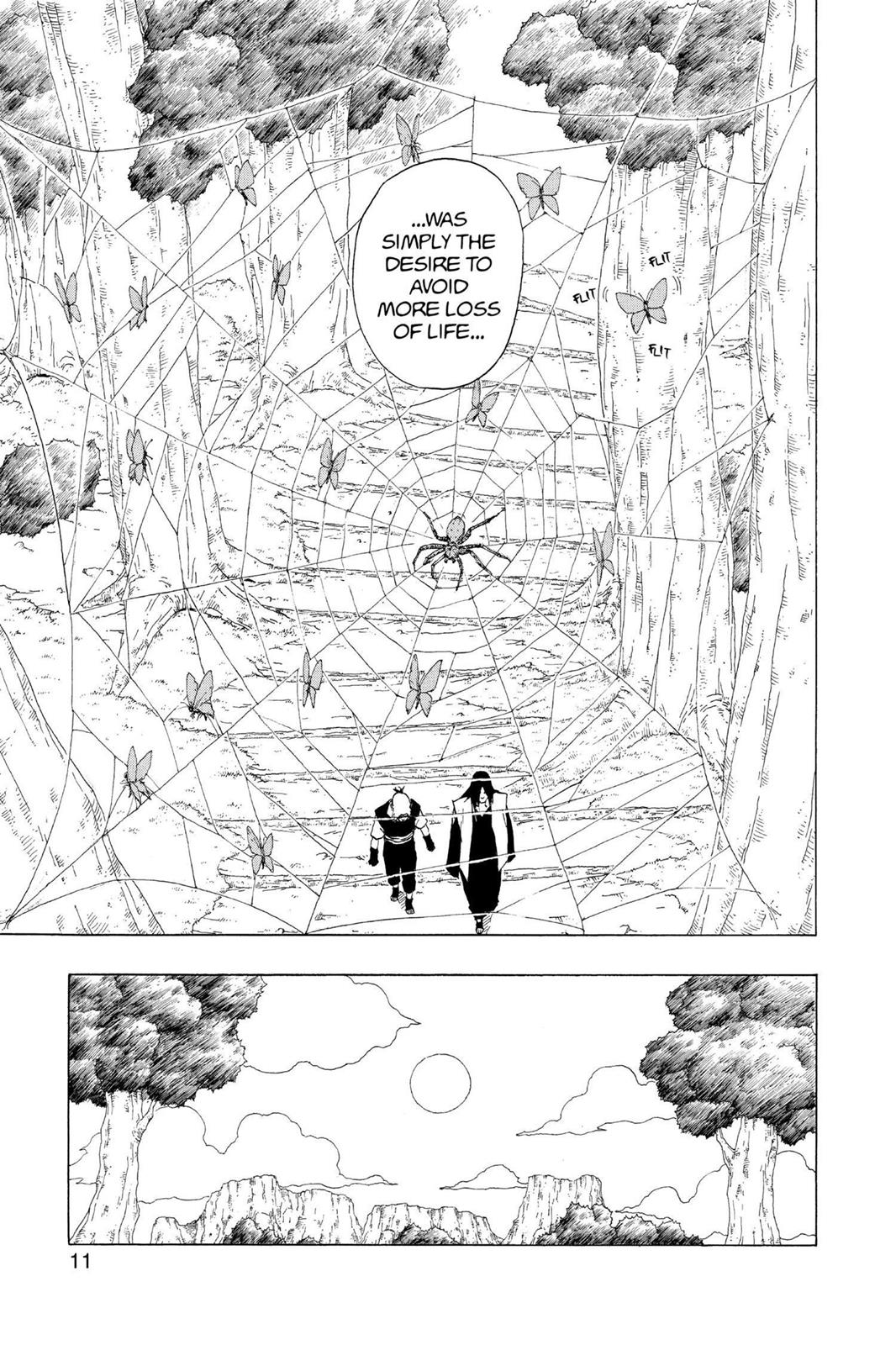 Naruto, Chapter 154 image 012