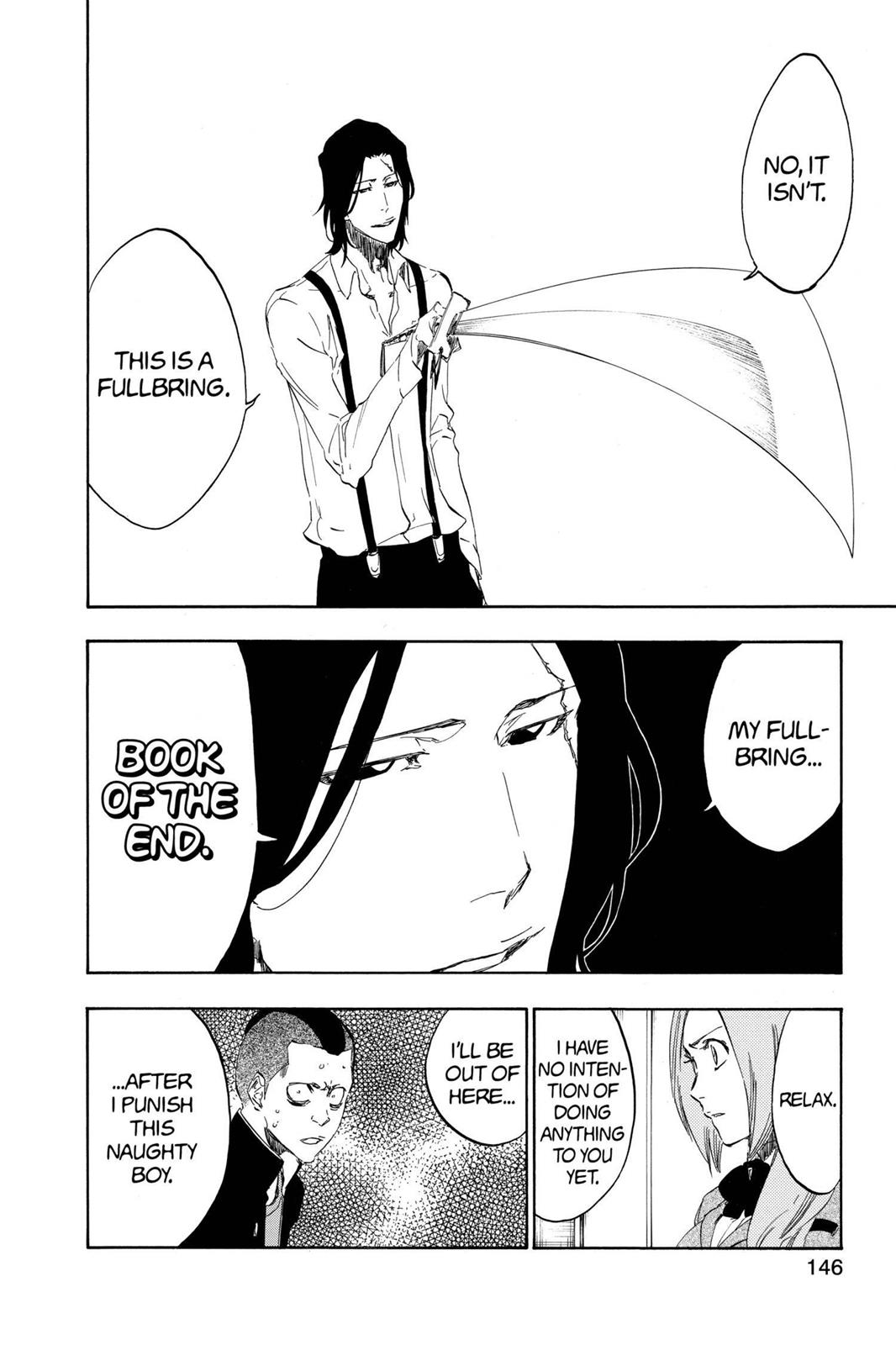 Bleach, Chapter 439 image 016