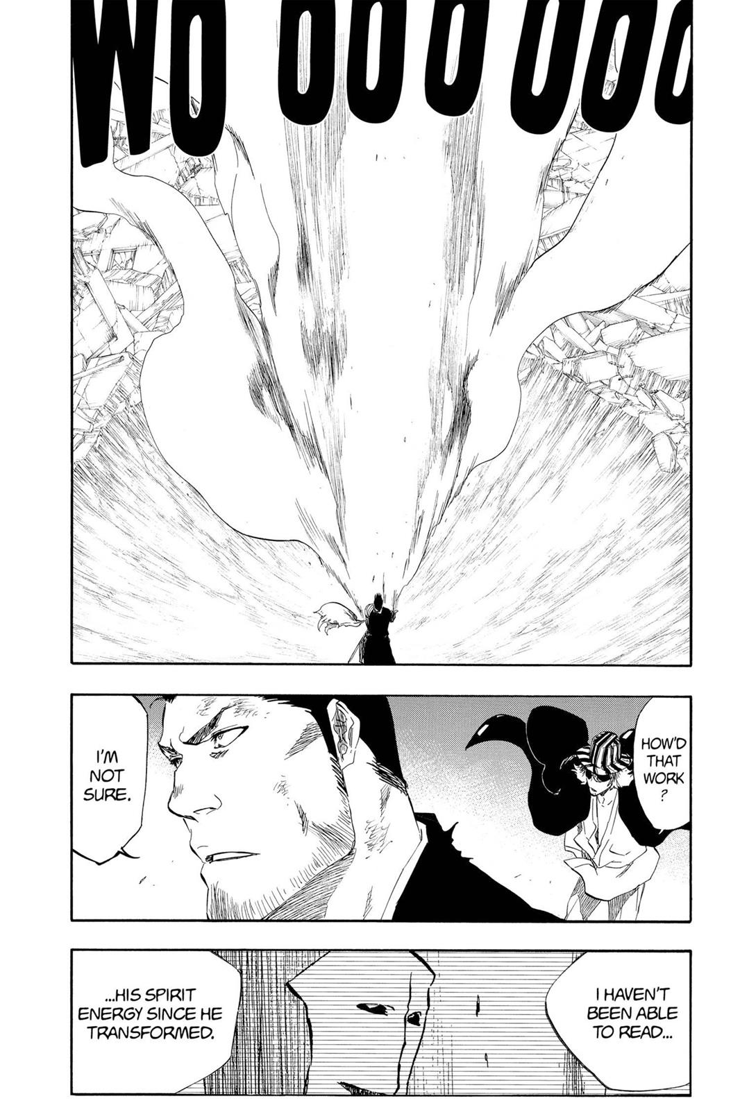 Bleach, Chapter 406 image 002