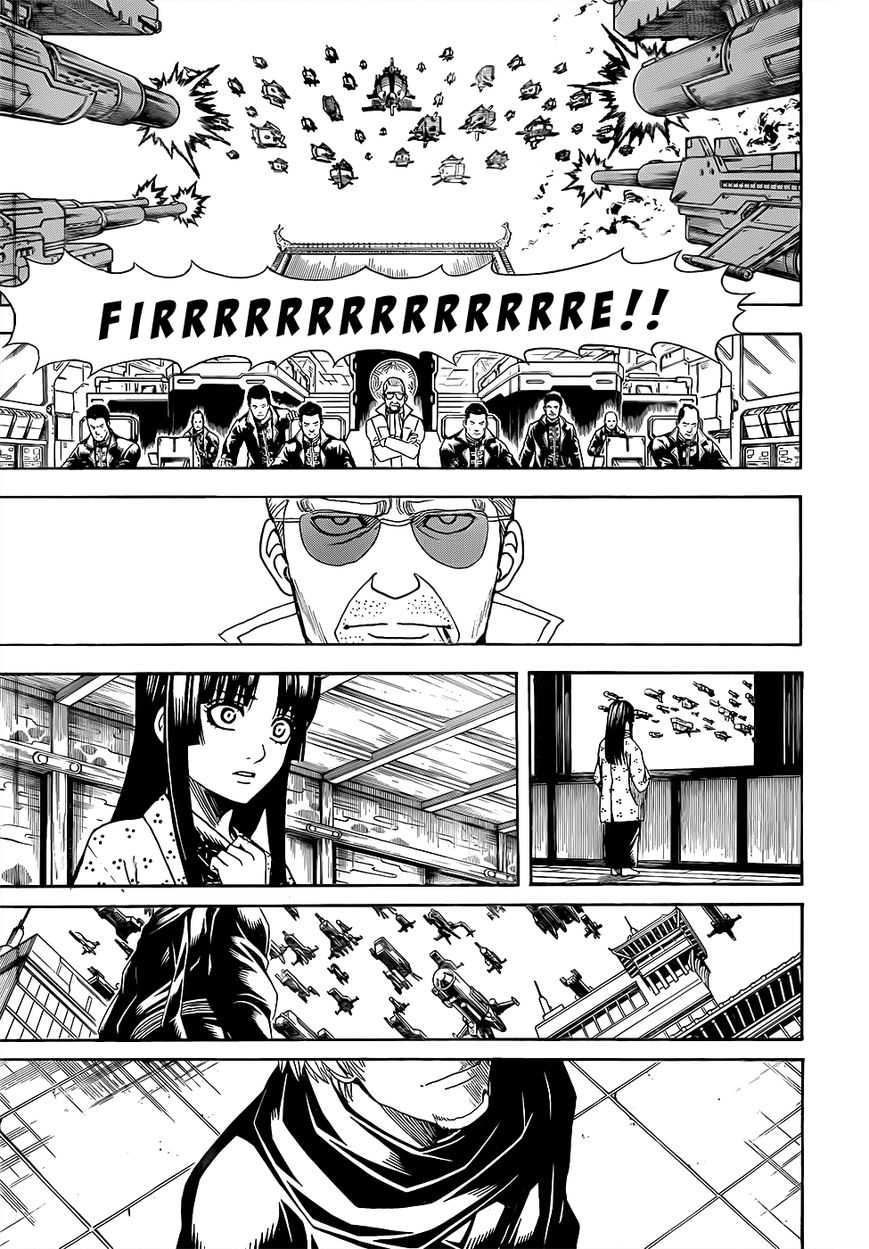 Gintama Chapter, 607 image 011