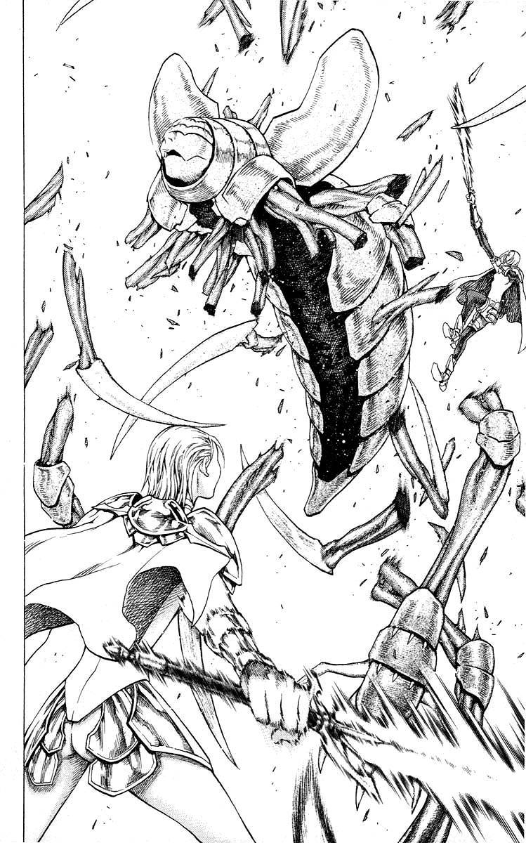 Claymore, Chapter 53 image 025