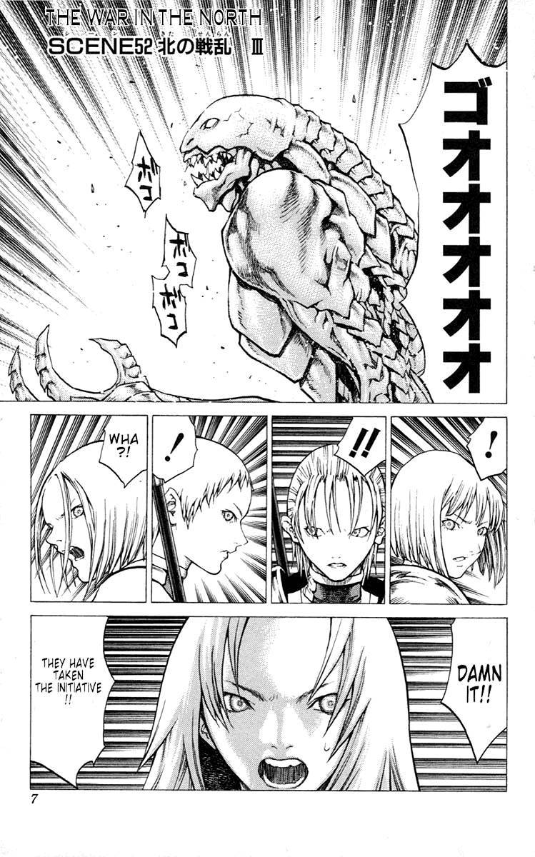 Claymore, Chapter 52 image 008