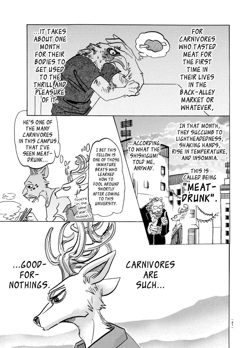 Beastars Manga, Chapter 143 image 003