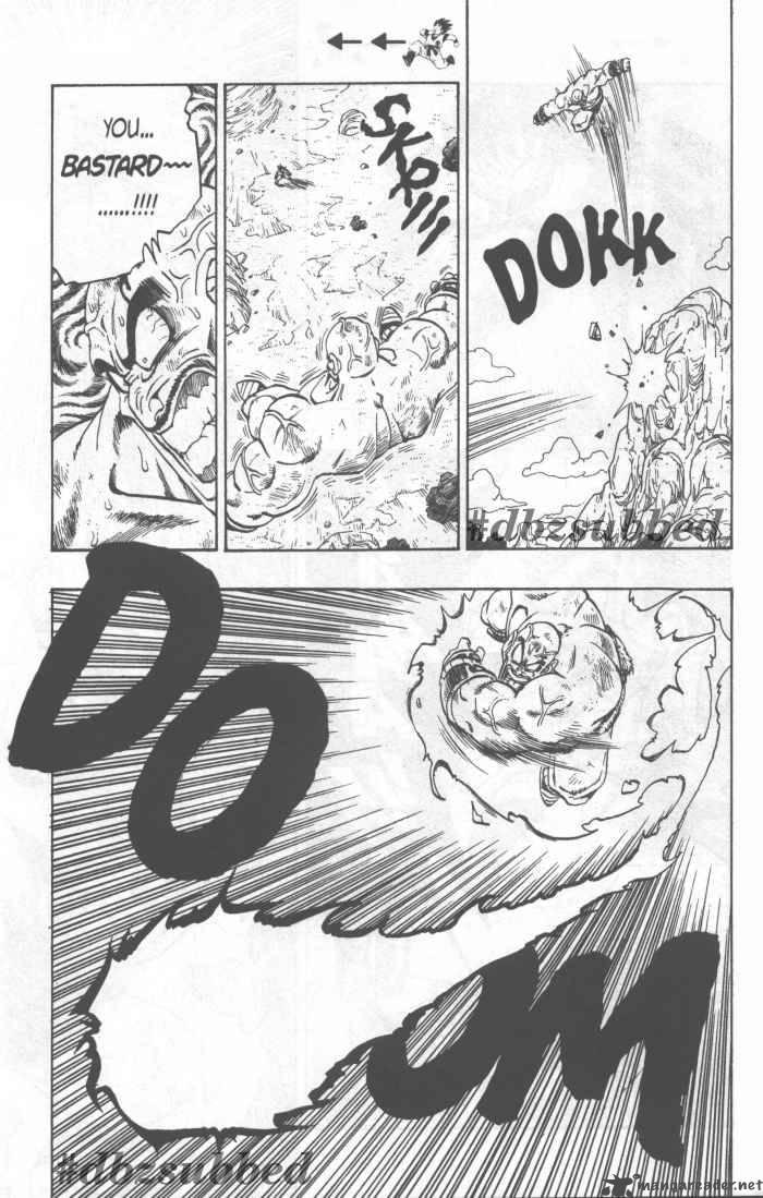 Dragon Ball, Chapter 225 image 009