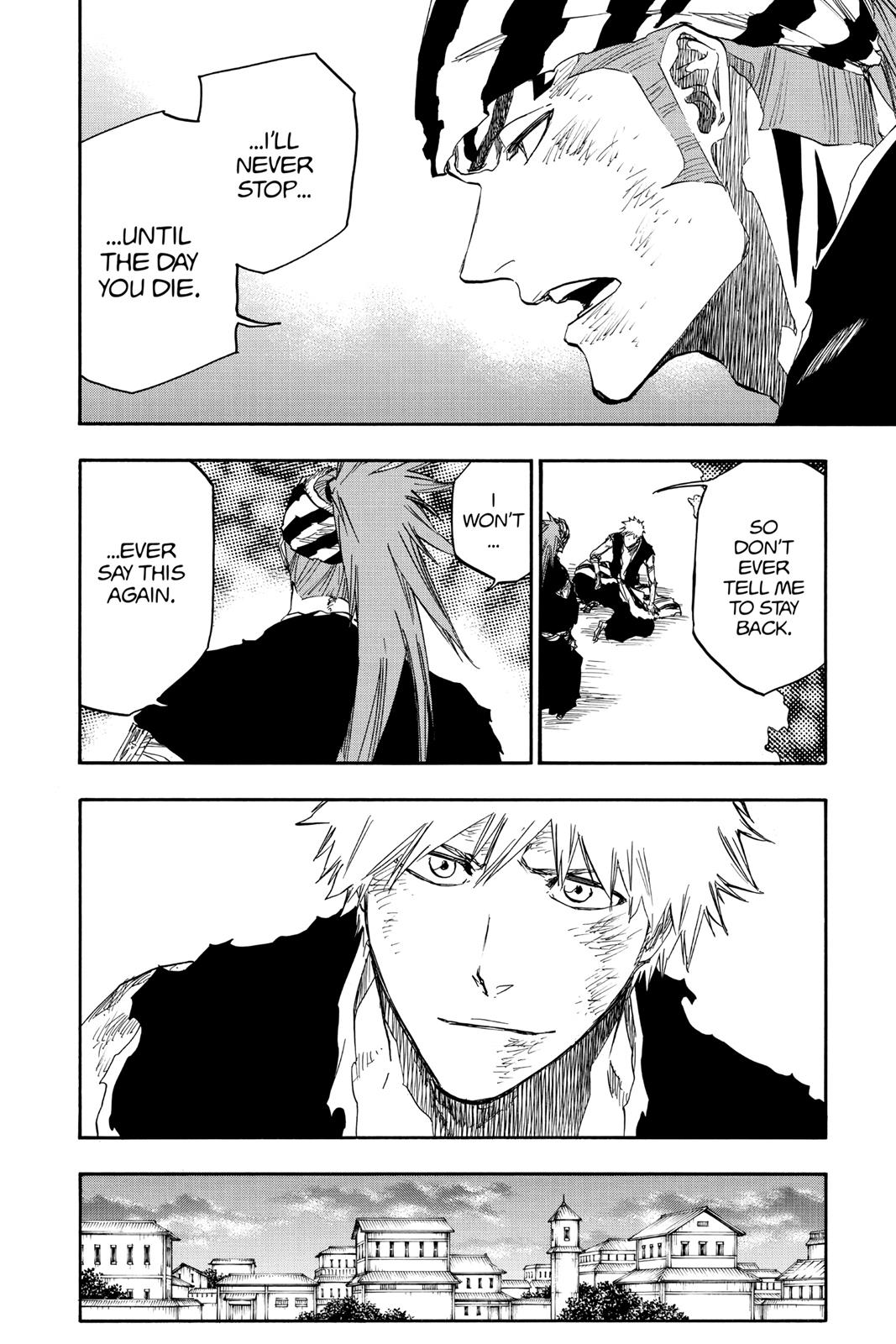 Bleach, Chapter 682 image 010