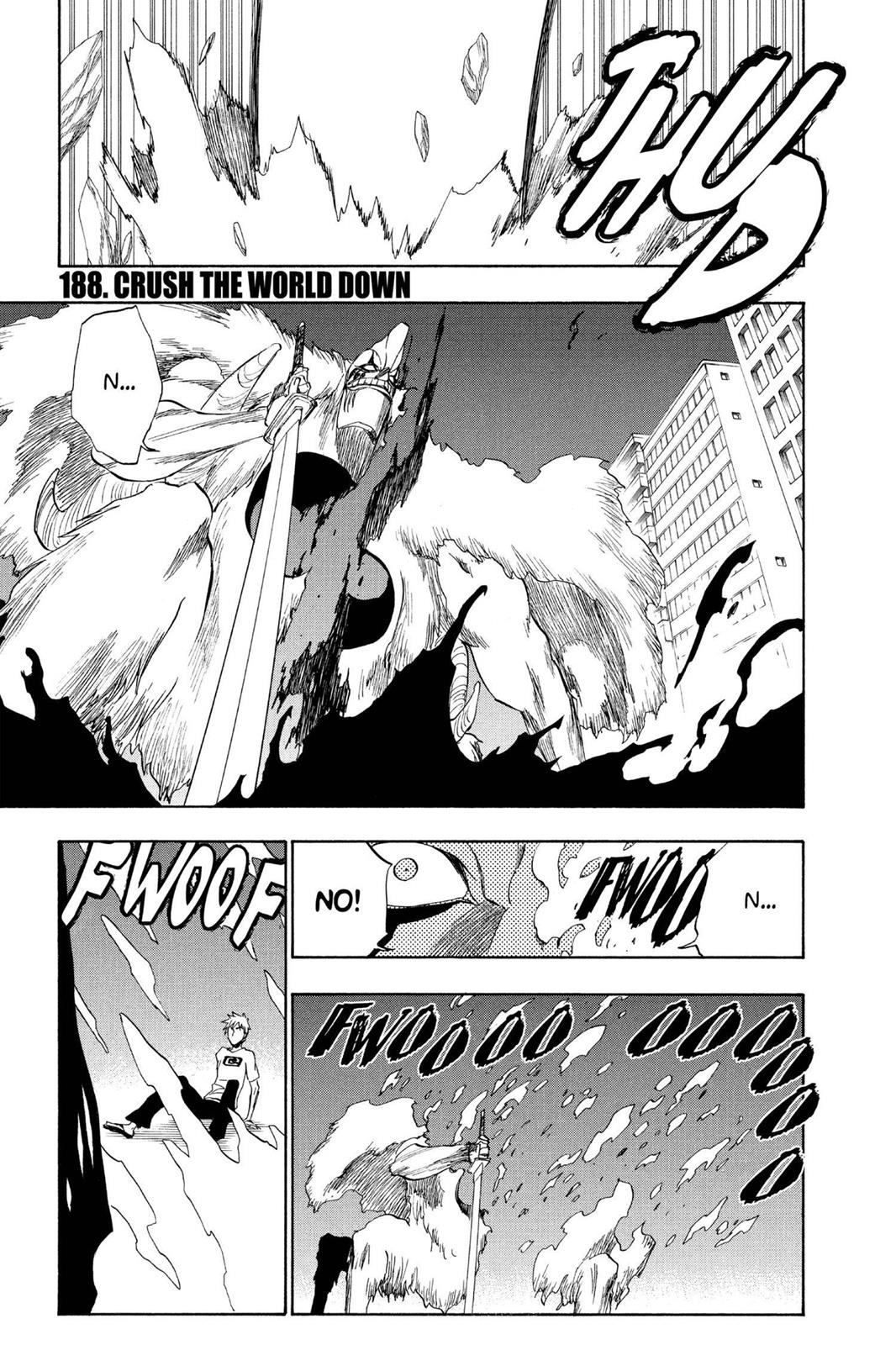 Bleach, Chapter 188 image 007
