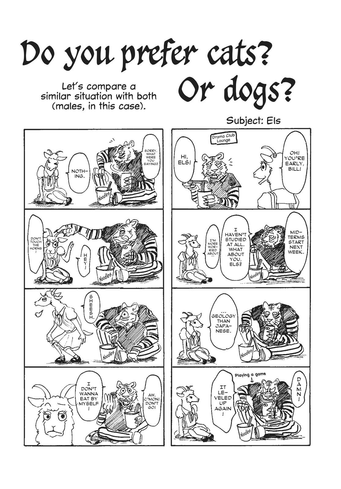 Beastars Manga, Chapter 34 image 023