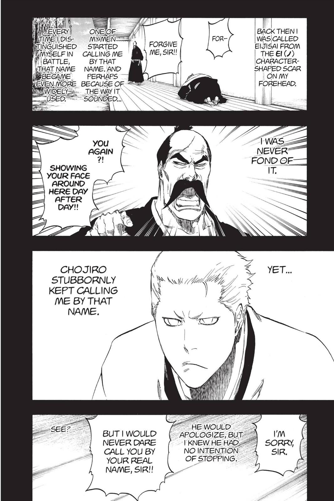 Bleach, Chapter 504 image 008