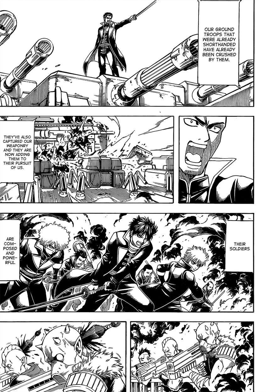 Gintama Chapter, 608 image 003