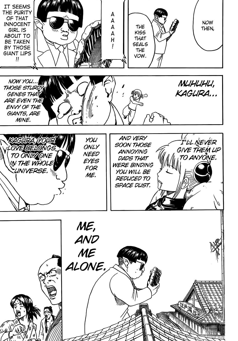 Gintama Chapter, 422 image 009