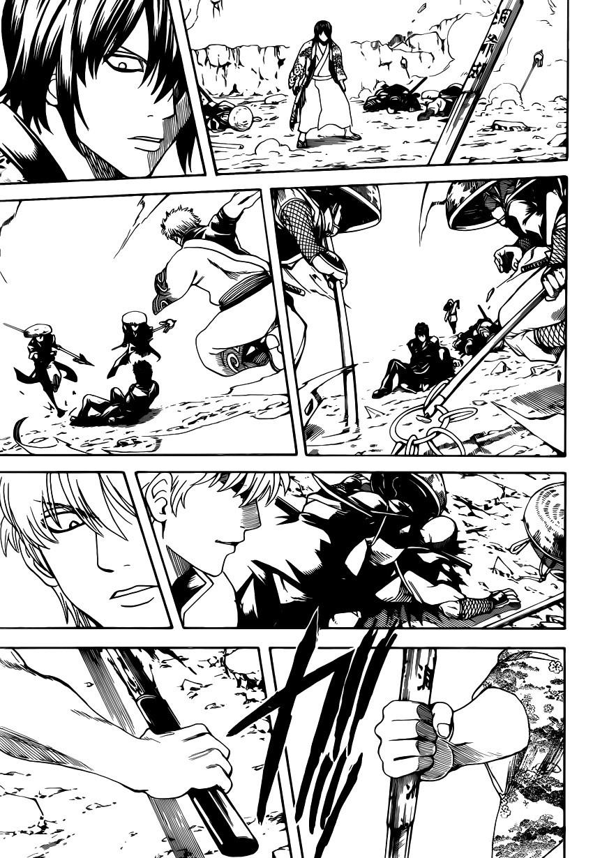 Gintama Chapter, 573 image 010