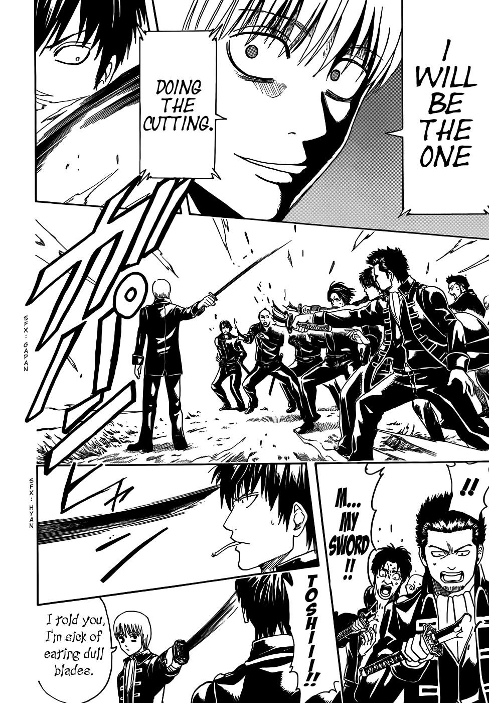 Gintama Chapter, 428 image 004