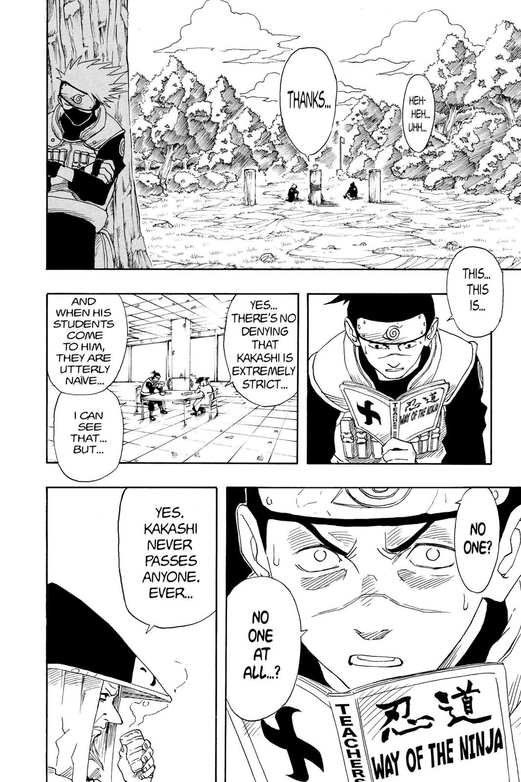 Naruto, Chapter 8 image 021