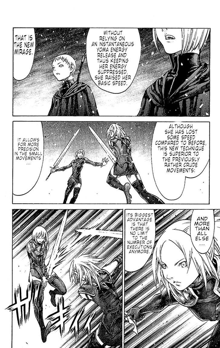 Claymore, Chapter 67 image 014