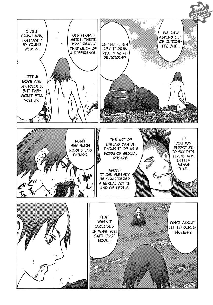 Claymore, Chapter 143 image 028