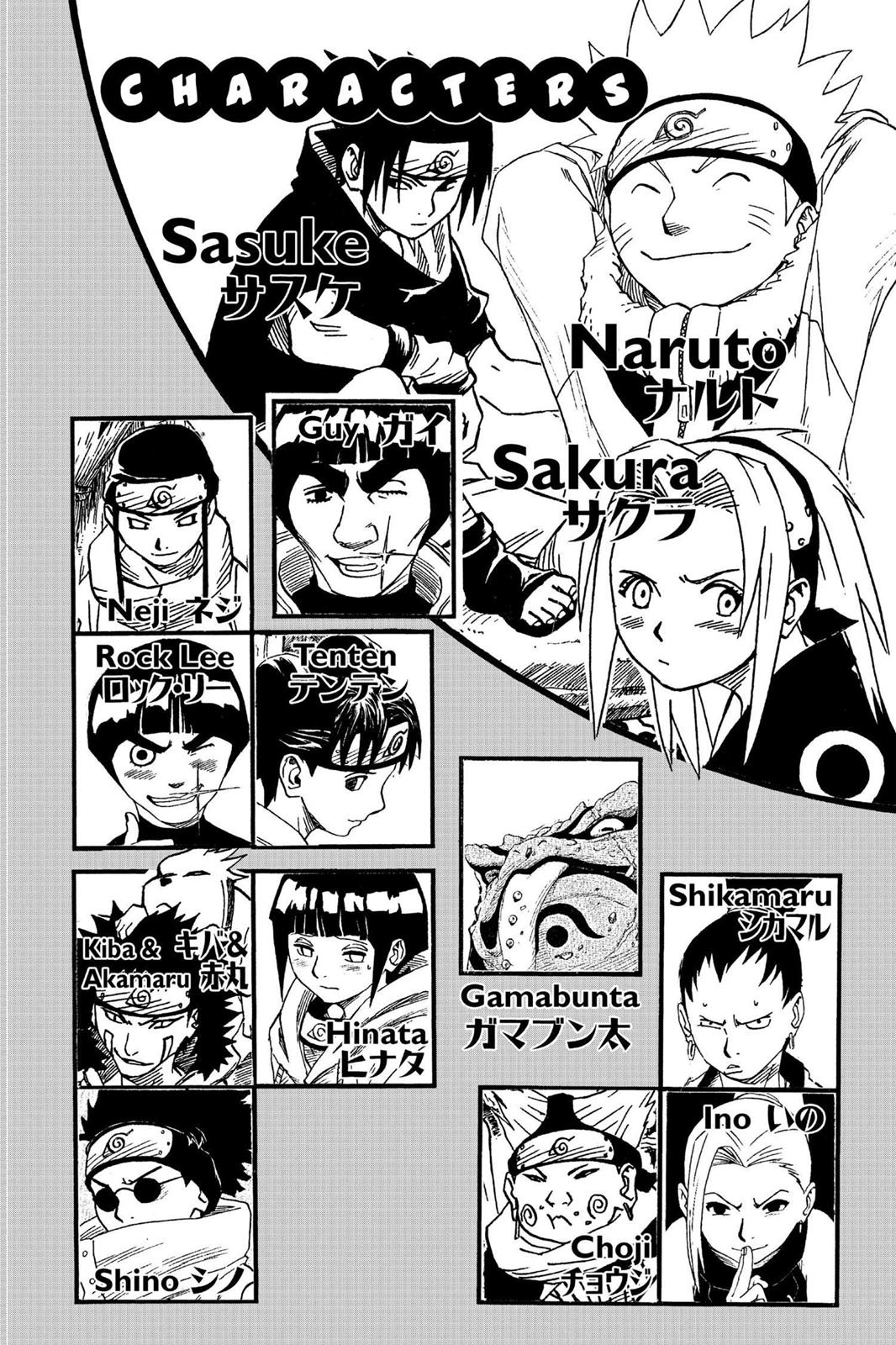 Naruto, Chapter 127 image 005