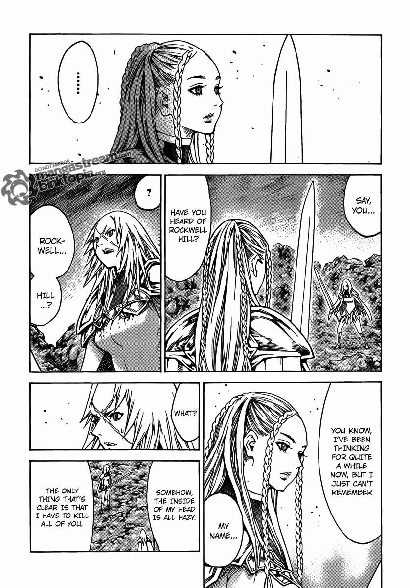 Claymore, Chapter 116 image 015