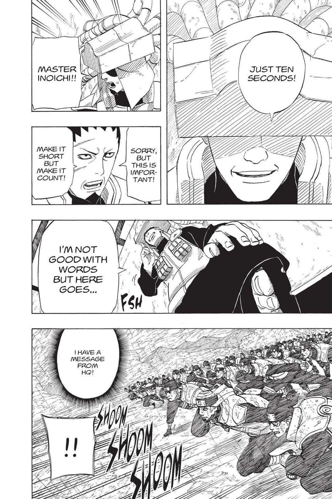 Naruto, Chapter 573 image 006