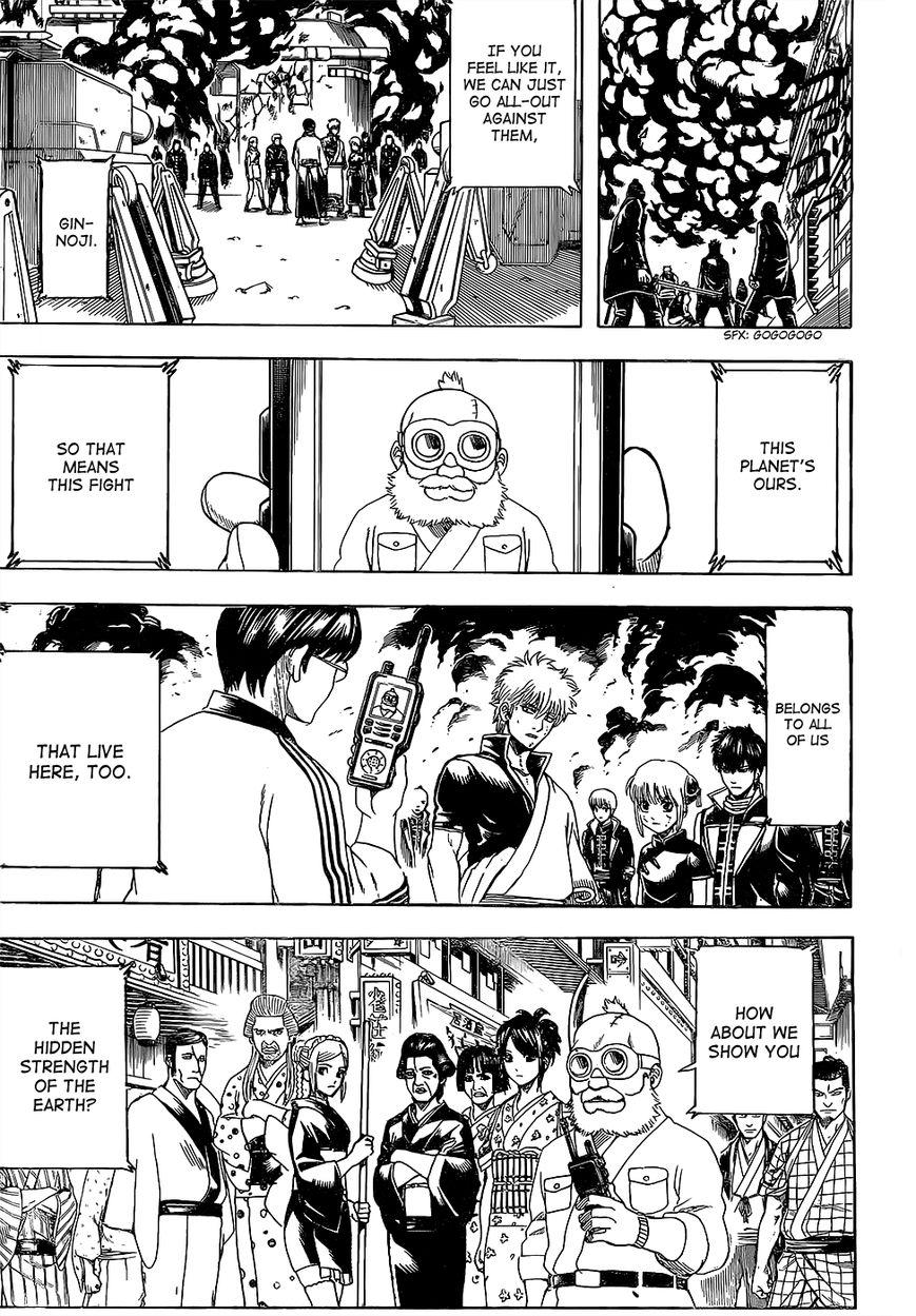 Gintama Chapter, 609 image 003