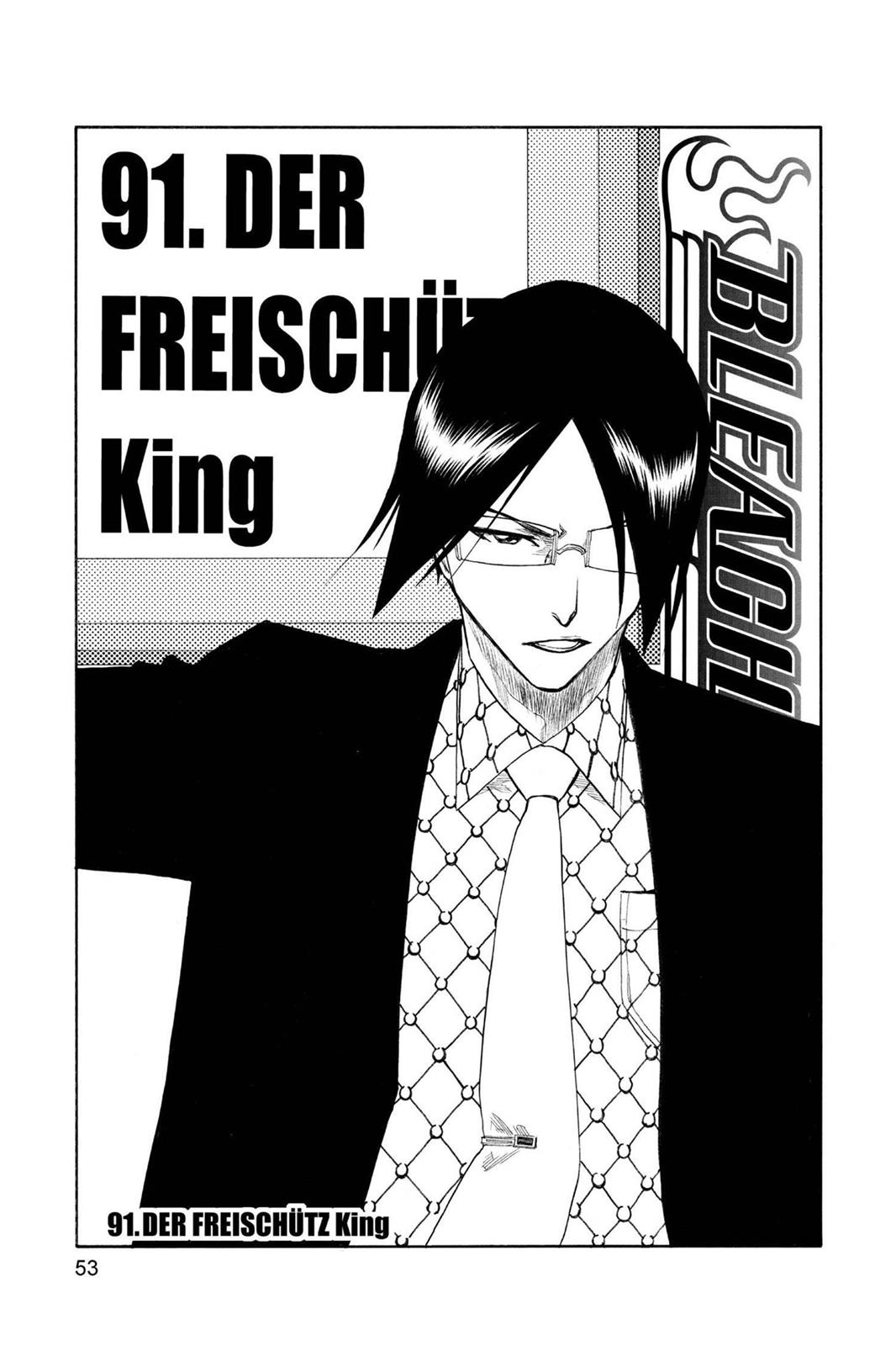 Bleach, Chapter 91 image 007