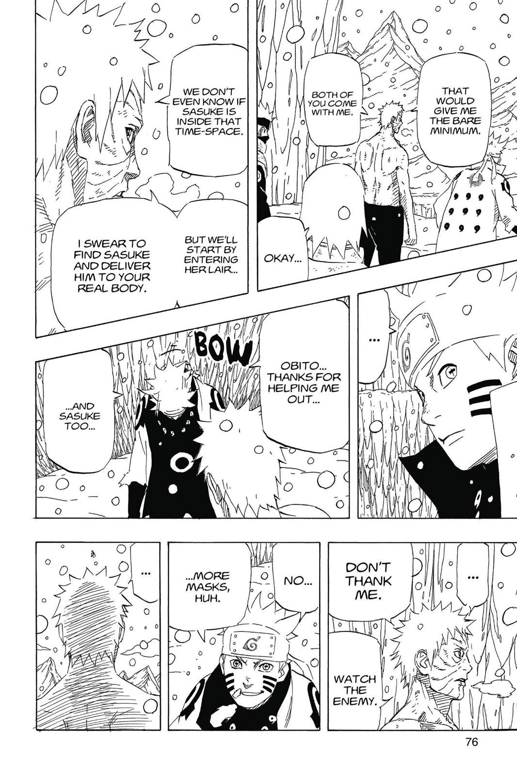 Naruto, Chapter 683 image 016