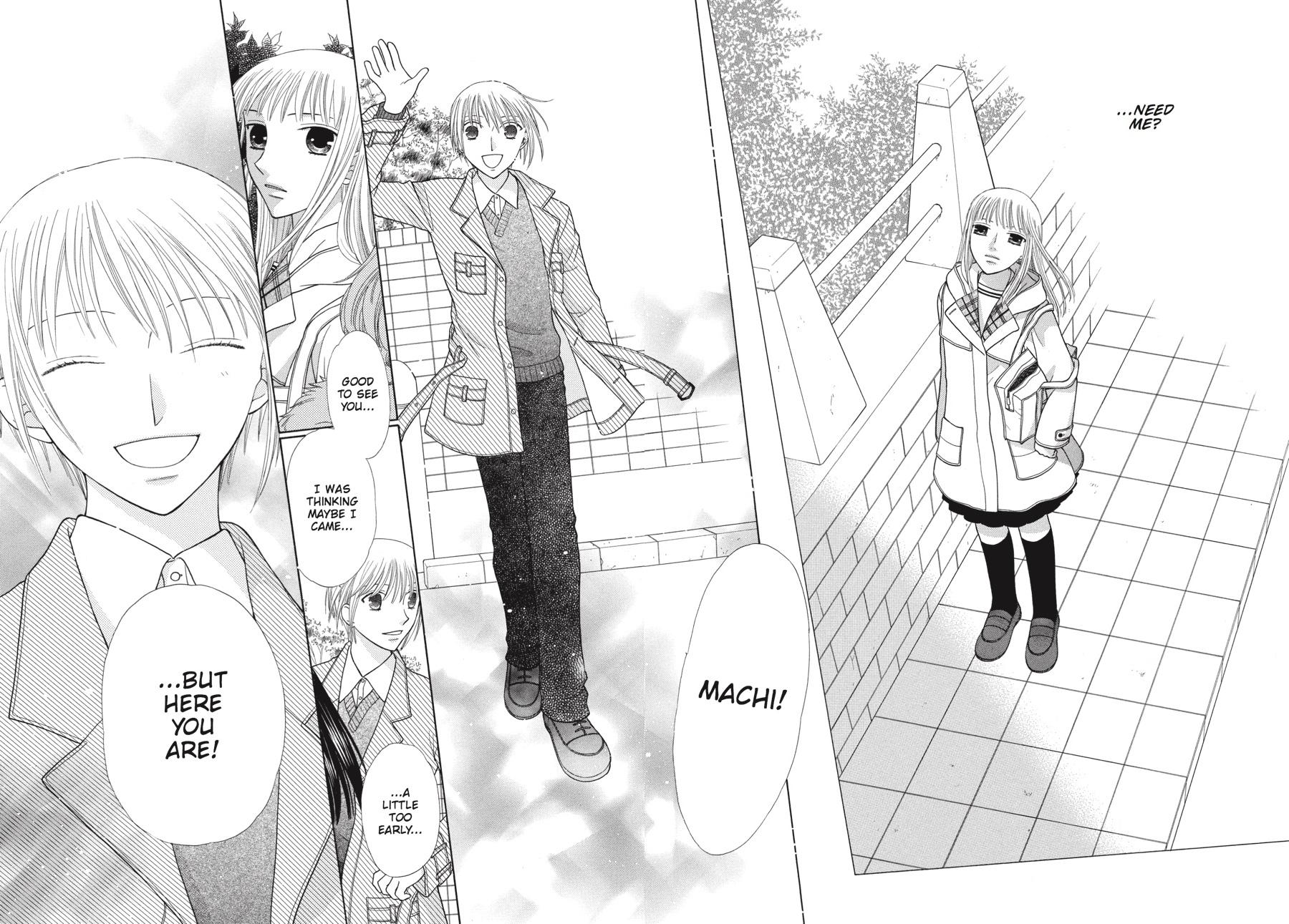 Fruits Basket, Chapter 94 image 020