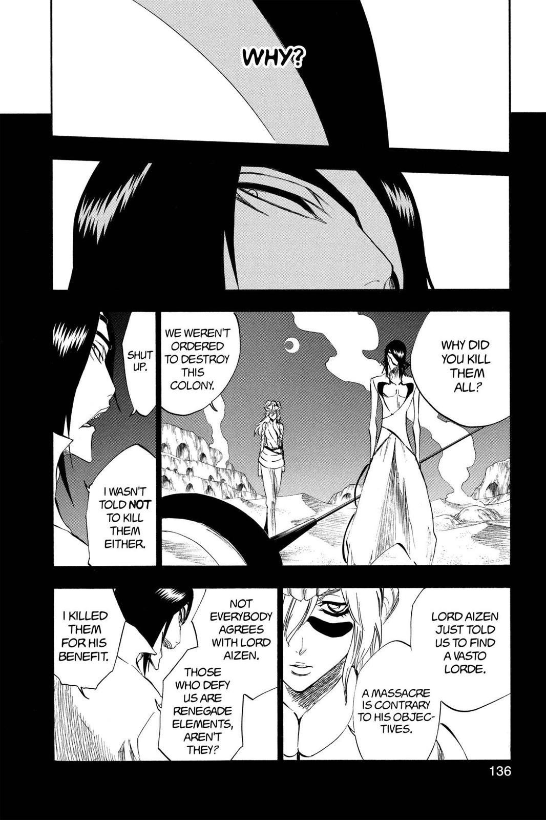 Bleach, Chapter 312 image 012