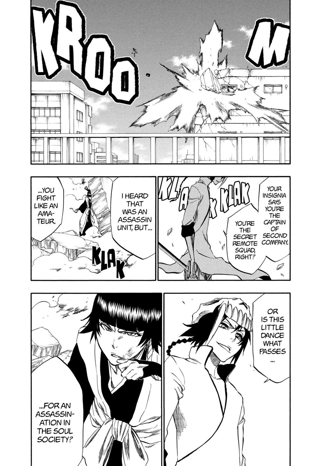 Bleach, Chapter 331 image 006