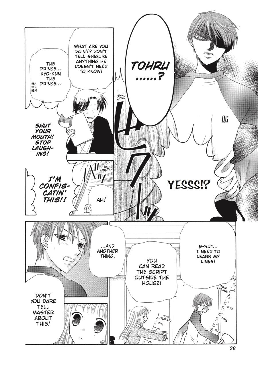 Fruits Basket, Chapter 86 image 022