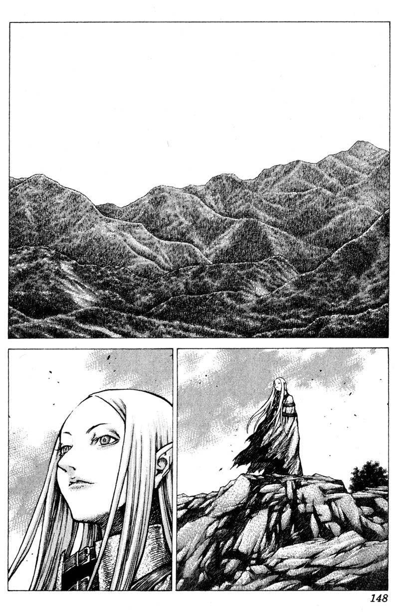 Claymore, Chapter 38 image 024