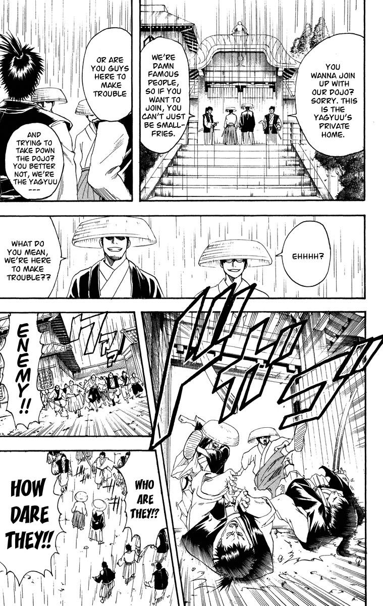 Gintama Chapter, 111 image 019